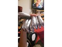 Titleist 710 AP2 irons 4-PW. Perfect condition