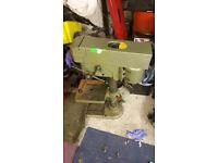 Startrite bench pillar drill 3 phase