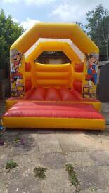 Bouncy Castle , for kids , like new , comercial