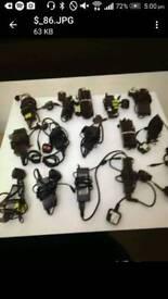 Laptop power cables