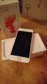 Mint condition iPhone 6s EE