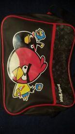 Angry birds shoulder bag