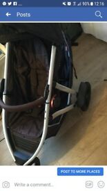 Phil and Ted vibe single/double inline all terrain buggy