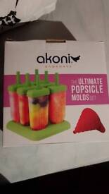 Popsicle Mold set