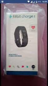 Fitbit charge 2. New and sealed.
