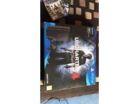 PS4 for sale with 3 games,perfect condition