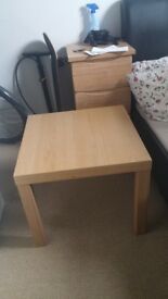 Side table for sale