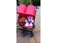 Double Buggy in Excellent Condition.
