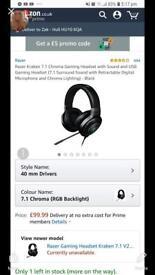 Razor headset