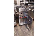 KEBAB CAFE VALENTINE EVO2200 FRYER TWIN TANK ELECTRIC CHIPS FRYER COMMERCIAL LATEST MODEL TAKEAWAY