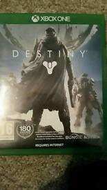 Destiny xbox one game