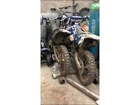 Yamaha yz250 02