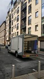 HOUSE REMOVAL SERVICE, MAN & VAN, COLLECTION AND DELIVERY.