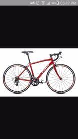 Sell great fuji bike us new