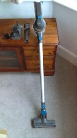 Vax 21v cordless stick vacuum cleaner.