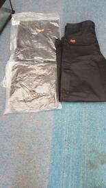 Scruffs cargo work trousers 32/34 waist