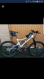 Gt sensor mountain bike