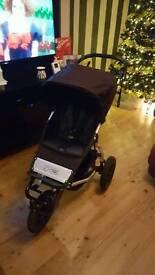 3 wheeler mountain buggy