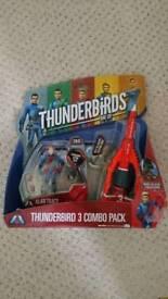 Thunderbirds 3 Combo Pack