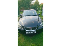 Lexus IS 220d 2.2TD ( Multimedia ) SE + SAT NAV + FULL LEATHER INTERIOR