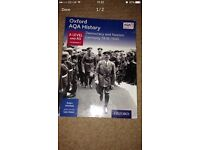 Oxford AQA A level & AS History Democracy & Nazism : Germany 1918-1945