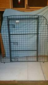 Tail gate dog guard