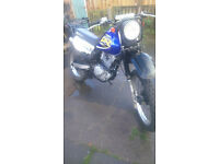 suzuki dr 200cc up for sawps or senceable offers ////////////////
