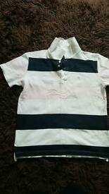 Henry Lloyd polo shirt