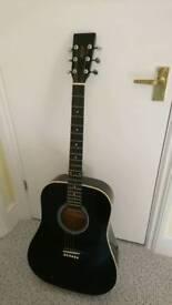 Hudson Acoustic Guitar