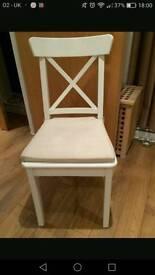 Ikea ingolf chairs