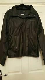 Men's bench shell coat jacket windproof xl