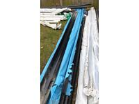 Drainage - guttering and soil pipe