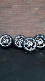 """Audi 19"""" Alloys Wheels"""