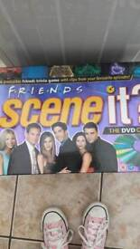 Friends Scene It?