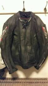 Motorcycle jacket rst