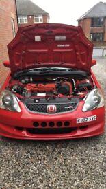 MEGA spec fully forged turbo ep3 type r