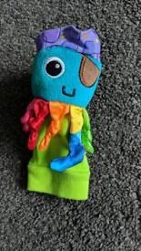 Lamaze finger puppet