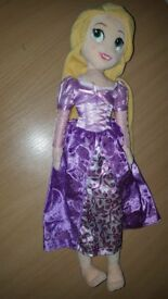 Disney Rapunzel Soft Doll