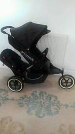 Phil and Ted's Classic Double Buggy