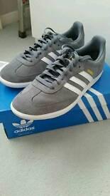 Adidas Samba trainers uk 8 as new