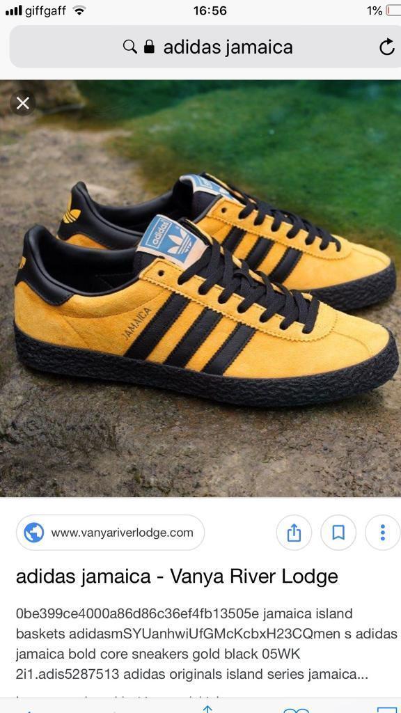 935dd57a3f1 Rare Adidas gazelles Jamaica 🇯🇲