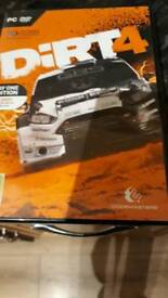 Pc dvd DIRT4