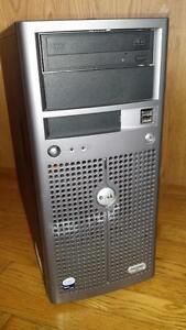 Dell Power Edge Server 840 Xeon processor- 4GB Ram -