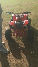 125cc quad fully working