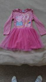 New peppa pig dress 18-24