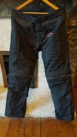 Excellent bike trousers