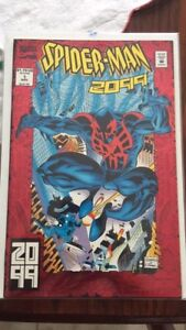 Spiderman 2099 1 Comic