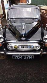 Morris Minor 1961