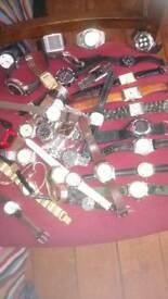 Watches for sale.