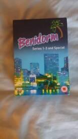 Benidorm Series 1-3 Brand New